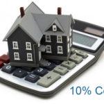 10% Conventional Loan Calculator