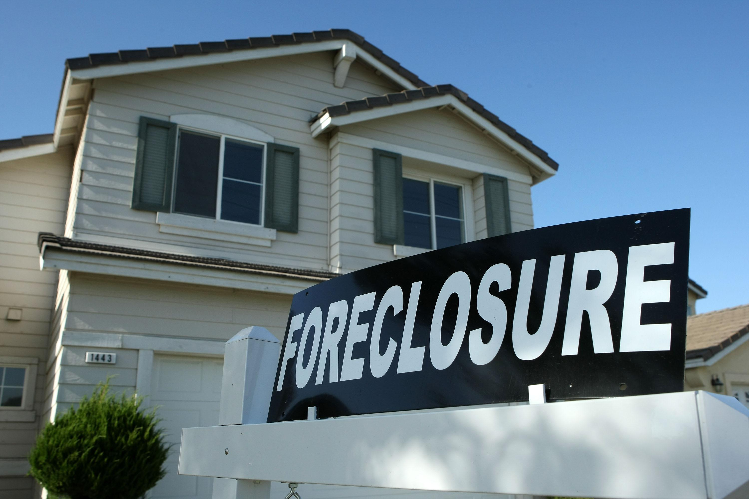 National Foreclosure Nightmare Coming To An End Mortgage