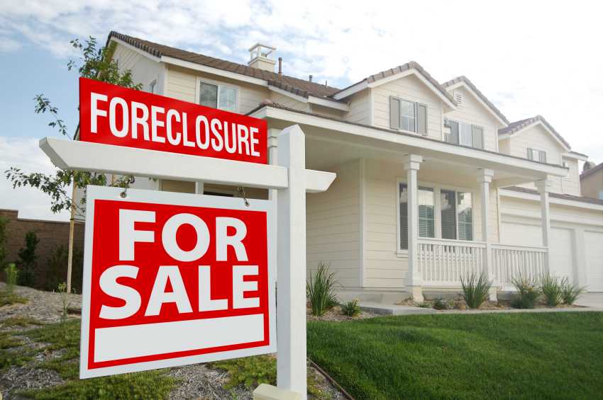 Seven Year Low in Foreclosures