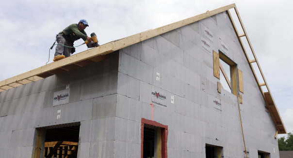 Home Builders' Confidence Surges Again