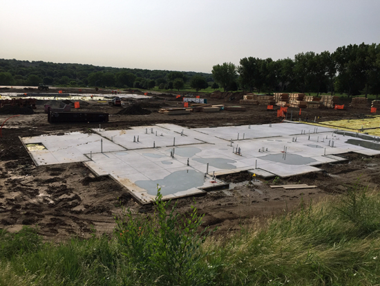 New Construction Hampered by Labor Shortage