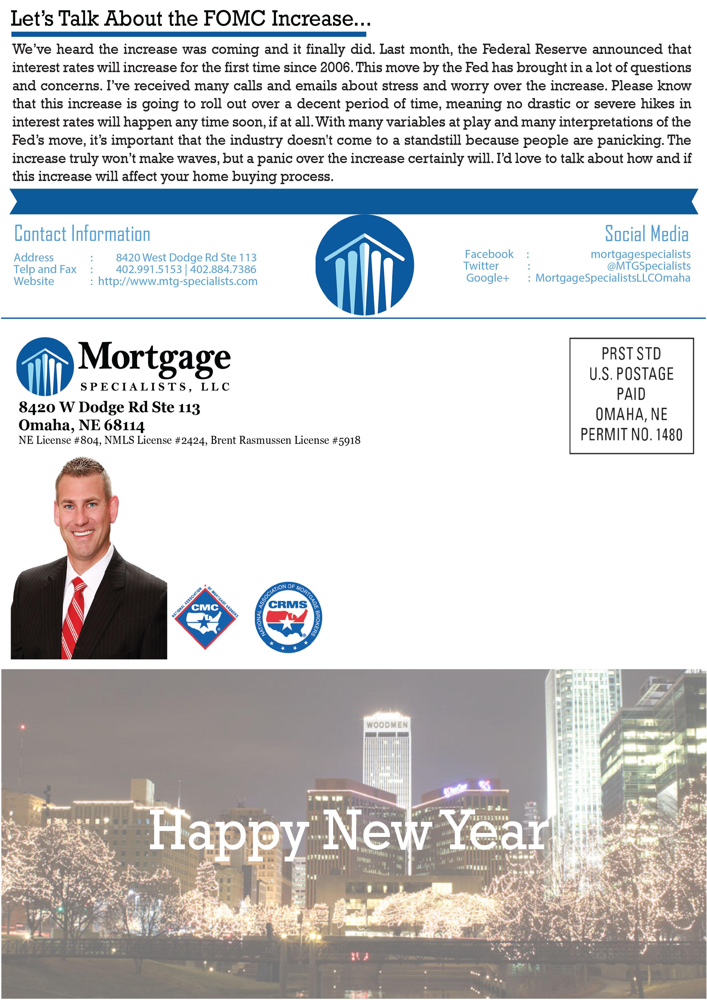 Jan Newsletter Brent