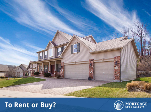 To Rent or Buy?