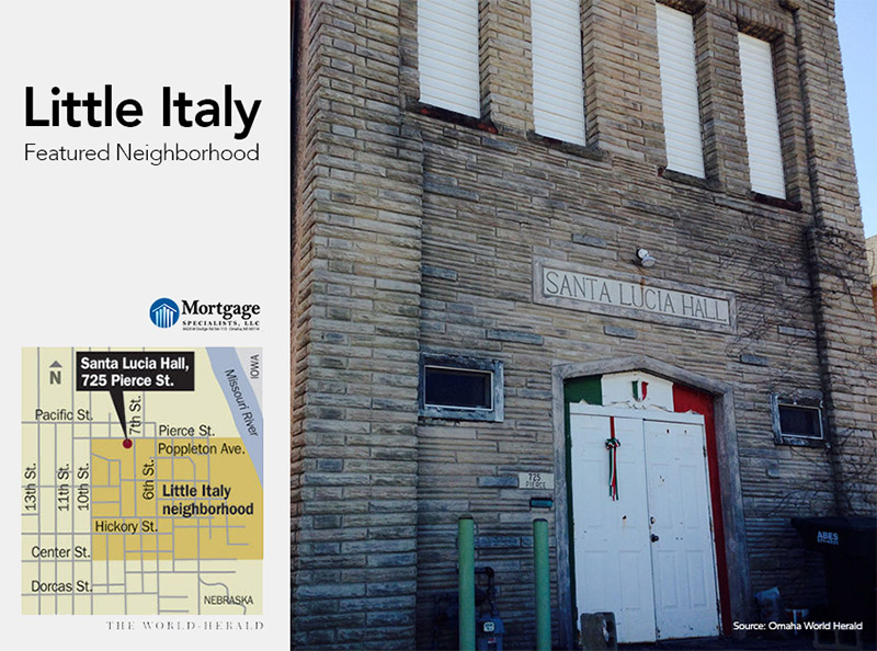 Featured Neighborhood: Little Italy