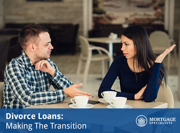 Divorce Loans: Making The Transition