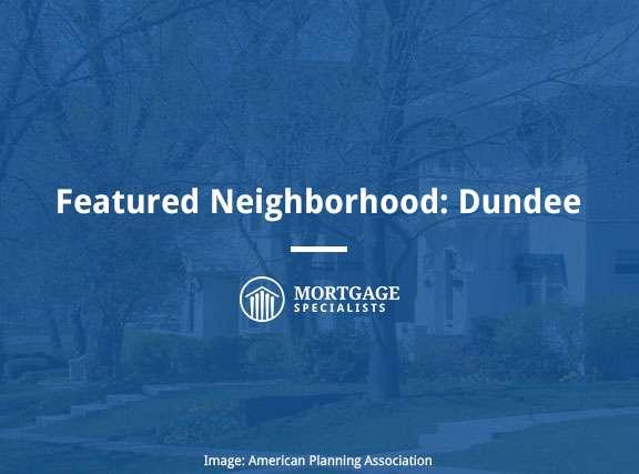 Featured Neighborhood: Dundee