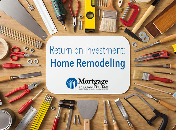 Home Remodeling ROI