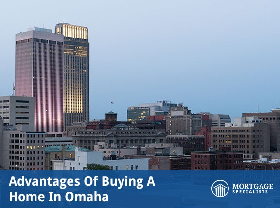 Advantages Of Buying A Home In Omaha