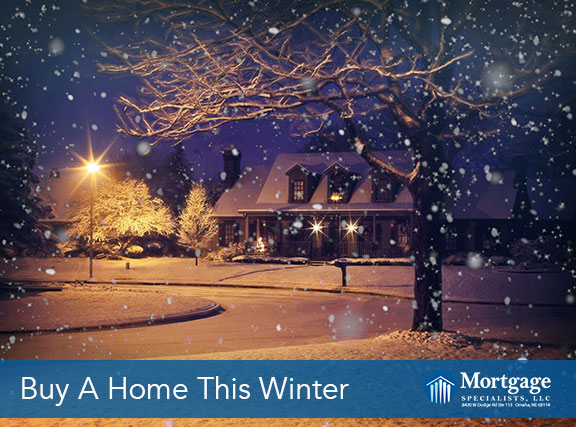 Buy A Home This Winter