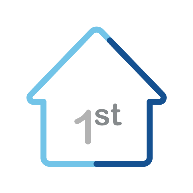 first time homebuyer icon