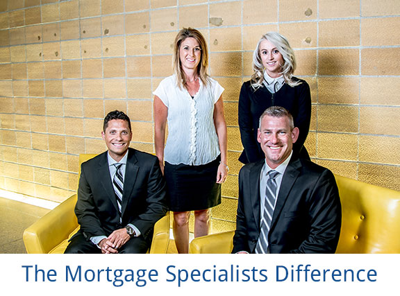 The Mortgage Specialists Difference