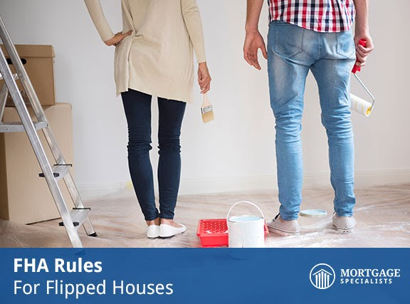 FHA Rules For Flipped Houses